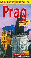 Prag. Marco Polo Reisefuehrer. Reisen mit Insider-Tipps. Mit Cityatlas