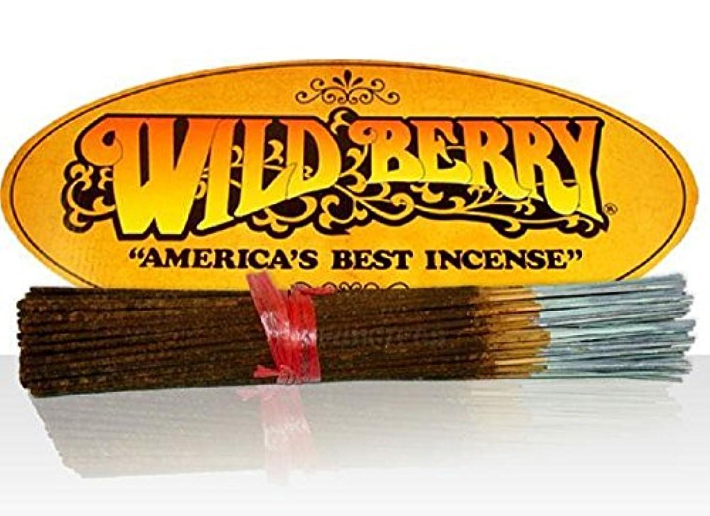 試みるセント犬100pc Wild Berry Incenseバンドル – Harlequin