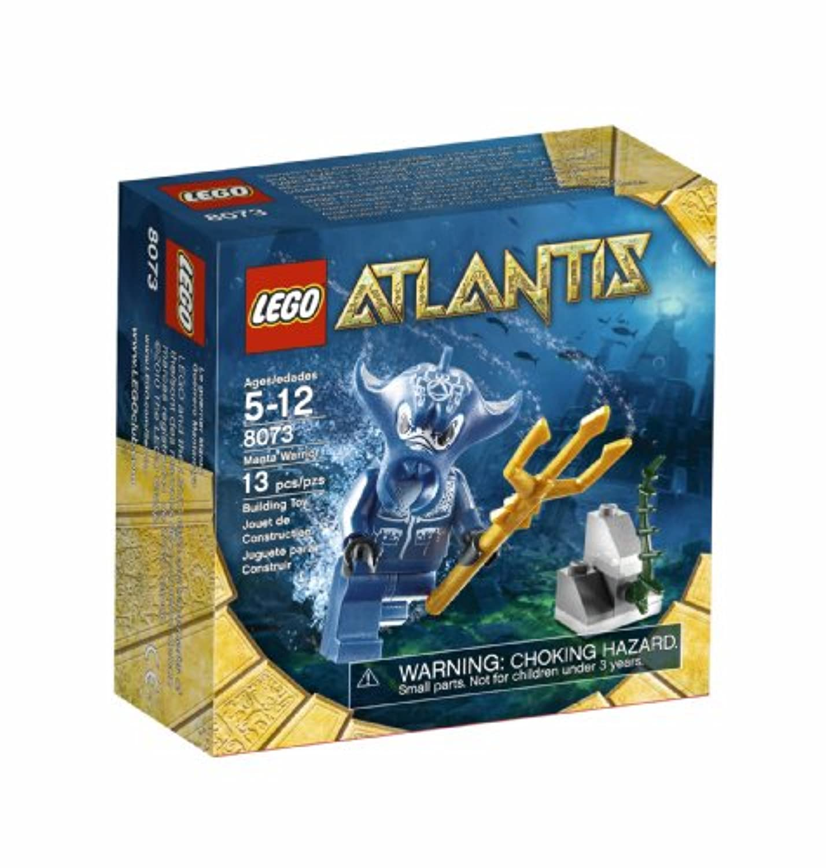 LEGO 8073 Manta Warrior レゴ アトランティス エイ人間