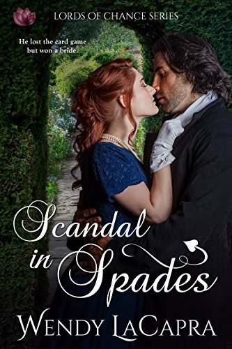 Scandal in Spades (Lords of Chance Book 1) (English Edition)