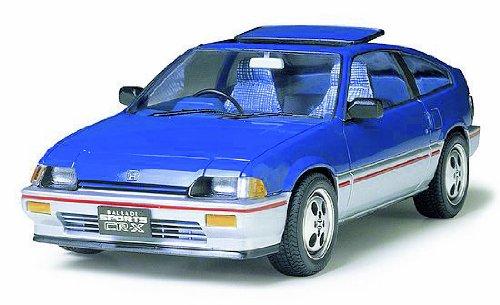 1/24 スポーツカーシリーズ No.40 Honda バラードスポーツ CR-X 1.5i 24040