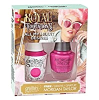 Harmony Gelish - Two of a Kind - Royal Temptations Collection - All My Heart Desires