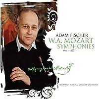 モーツァルト:交響曲集 4 - 第12番 - 第14番/K. 96 [SACD Hybrid] (デンマーク国立室内管弦/A. フィッシャー)