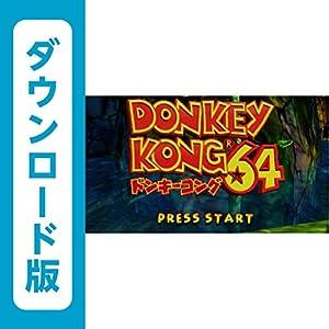 ドンキーコング64 [WiiUで遊べるNINTENDO64ソフト][オンラインコード]