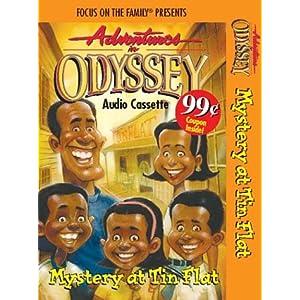 Adventures in Odyssey Halloween Sampler