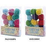 こちらの商品は【 PALE?K998PA 】のみです。 パーティーのデコレーションに。 CANDY POP ガーランド (L) 〈簡易梱包