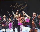 ブレット ・ ハート 直筆 サイン 入り ポスター 米国トップクラス JSA社 証明書付き シードスターズ 証明書 WWE WWF