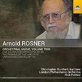アーノルド・パーマー アーノルド・ロスナー:管弦楽作品集 第2集
