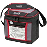 Coleman 2000027818 Can Soft Cooler (12 hours), black