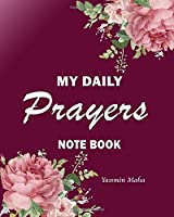 My Daily Prayers Note Book