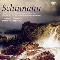Cello Transcriptions: Schumann & Grutzmacher (2011-08-30)
