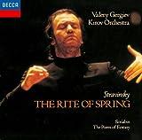 ストラヴィンスキー:春の祭典/スクリャービン:法悦の詩