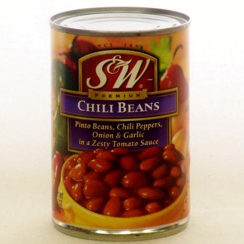 S&W チリビーンズ 439g  原産国:アメリカ合衆国