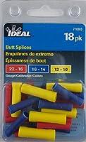 Ideal 18-ctマルチパック突合せ接続ワイヤconnectors- 770303
