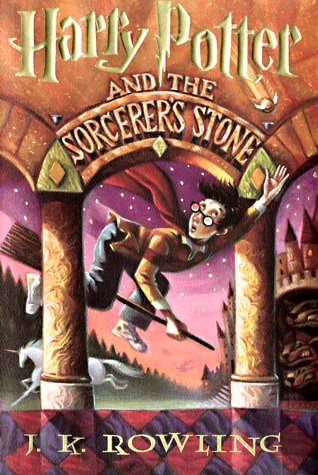 Harry Potter and the Sorcerer's Stone (Harry Potter (J.K. Rowling))