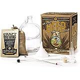 Home Brewing Kit for Beer – Craft A Brew Oktoberfest Ale Beer Kit – Reusable Make Your Own Beer Kit – Starter Set 1 Gallon