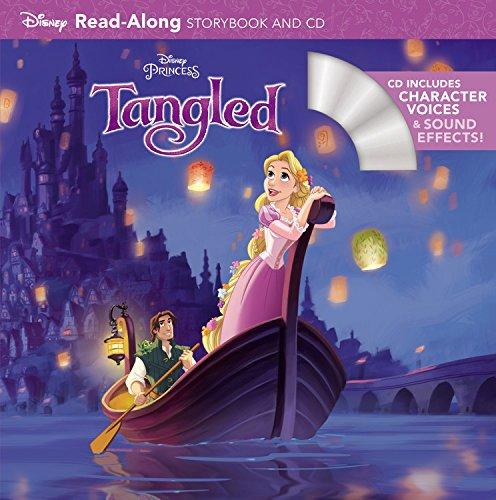 Tangled (Read-Along Storybook ...
