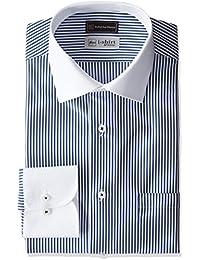 [ピーエスエフエー] P.S.FA i-Shirt 完全ノーアイロン 360°ストレッチ 速乾 スリムモデル 長袖 アイシャツ メンズ M151180001-04