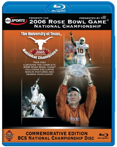 2006 Espn Rose Bowl Game: National Championship [Blu-ray] [Import]