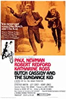 (Unframed) - Butch Cassidy and the Sundance Kid (1969) - 11 x 17 - Style A