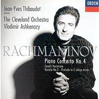Rachmaninov: Piano Concerto 4