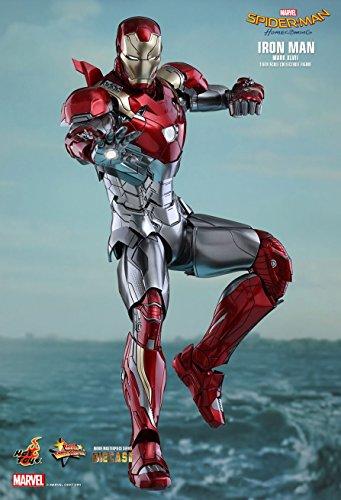 【ムービー・マスターピース DIECAST】 『スパイダーマン:ホームカミング』 1/6スケールフィギュア アイアンマン・マーク47