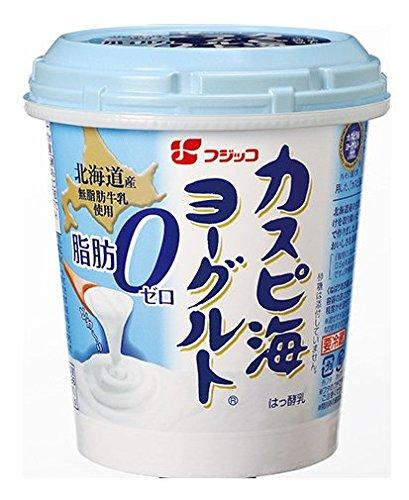 フジッコ カスピ海ヨーグルト 脂肪ゼロ 12個