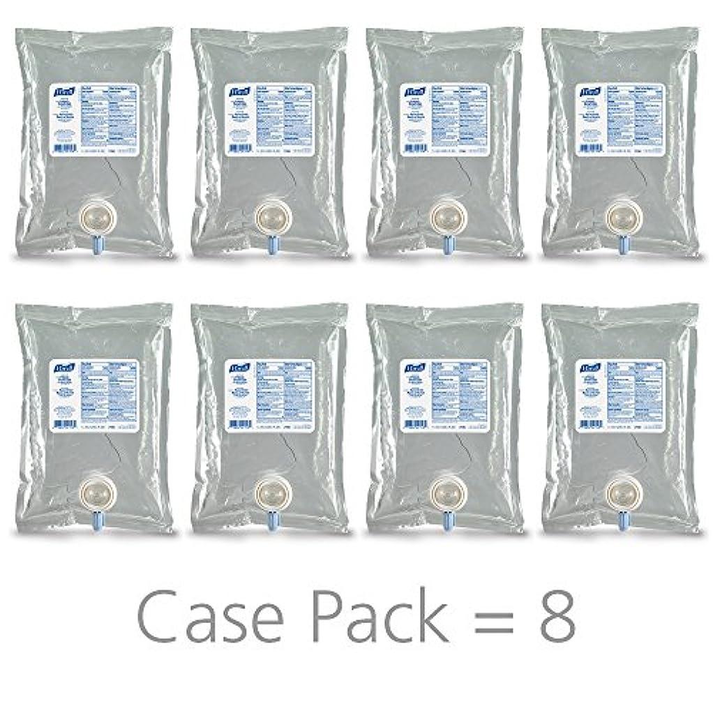 ドキュメンタリー干ばつ廃棄するPURELL 215608CT Advanced Instant Hand Sanitizer NXT Refill, 1000mL, 8/Carton by Purell