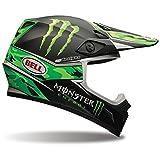 BELL ベル MX-9 ヘルメット Pro Circuit Monster Energy プロサーキット モンスターエナジー カモグリーン/L [並行輸入品]