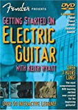 Fender Presents Getting Started on Electric Guitar With Keith Wyatt: Over 50 Interactive Lessons : English, French, German, Japanese, Spanish