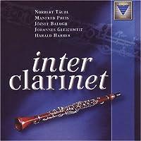 Interclarinet 1【CD】 [並行輸入品]