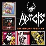 ジ・アルバムズ 1982-87:5CD BOXSET