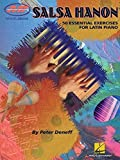 Salsa Hanon: 50 Essential Exercises for Latin Piano by Unknown(1997-11-01)