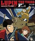 ルパン三世 second-TV. BD-4 [Blu-ray]