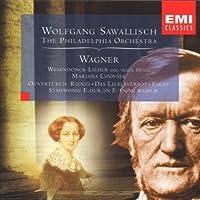 Wagner;Wesendonck/Faust/etc