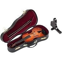 ミニチュアバイオリン音楽ボックス