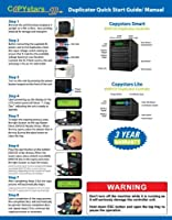 Copystars Disc-Duplicator Sata burners cd dvd-duplication easy copier tower (1-1 Lightscribe) [並行輸入品]