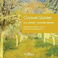 Mozart/Brahms: Quintet for Cla