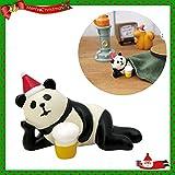 【クリスマス】 デコレ concombre コンコンブル クリスマスの麦酒パンダ ZXS−26339