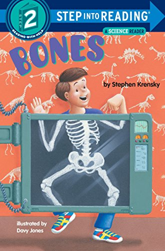 Bones (Step Into Reading. Step 2 Book.)の詳細を見る