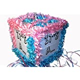 Gender Reveal Pull String Pinata It 's A