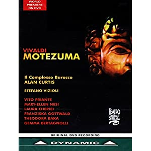 Vivaldi: Motezuma [DVD] [Import]