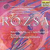 Rozsa : Concertos for Violin & Cello, etc.