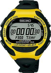 [セイコー]SEIKO 腕時計 PROSPEX プロスペックス SUPER RUNNERS EX スーパーランナーズ ハードレックス 消費カロリー換算機能 ペース換算機能 SBDH017
