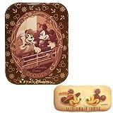 ミッキーマウス ミニーマウス 缶入りクッキー  お菓子 【東京ディズニーシー限定】