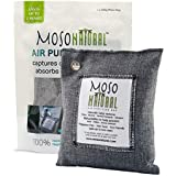 MOSO NATURAL Air Purifying Bag, MB2579, Charcoal, 1 Pack
