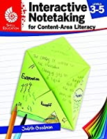 Interactive Notetaking for Content-Area Literacy Levels 3-5 [並行輸入品]