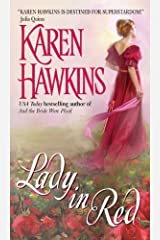 Lady in Red (Avon Historical Romance) Kindle Edition