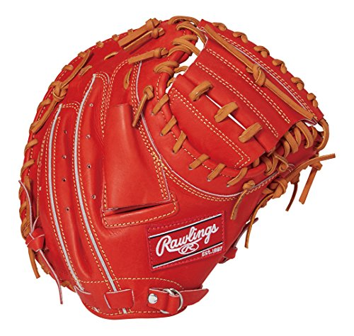 ローリングス(Rawlings) 硬式用 ローリングスゲーマー[キャッチャー用] GH8FG2AF ディープオレンジ [ミットサイズ 33.0] [33inch] LH(Right hand throw)※右投用