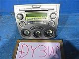マツダ 純正 デミオ DY系 《 DY3W 》 CD D350-66-AS0 P50700-17000055